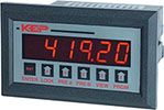 Intellect-69 (INT69) Ratemeter & Totalizer from Analog Inputs