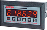 MINItrol-S (MRTS) Pulse Input Totalizer Ratemeter with Separate Scaling of Rate & Total